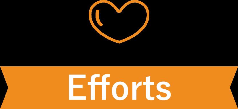 EFFORTS